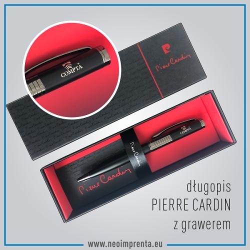 długopis grawer Pierre Cardin Wrocław Neoimprenta