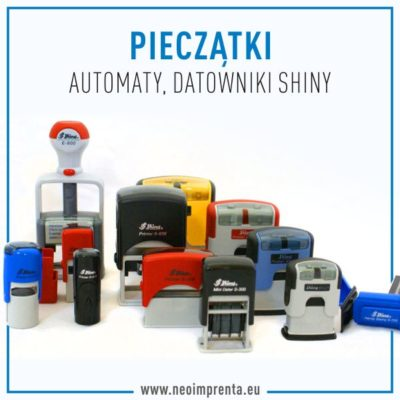 pieczątki shiny Wrocław Neoimprenta