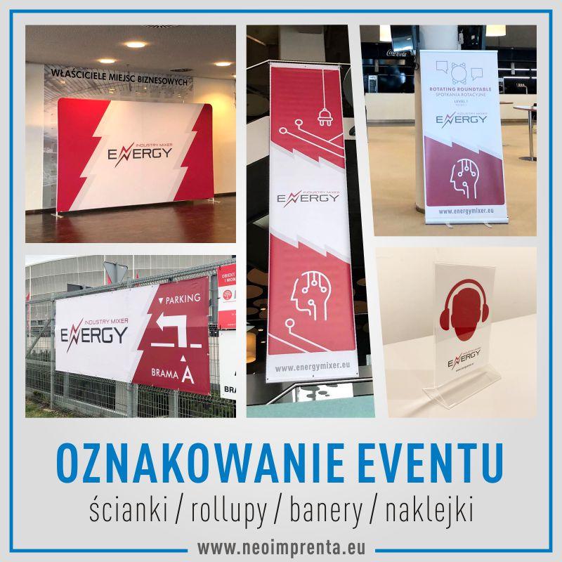 Oznakowanie Eventu